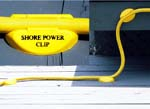 Shore Power Clip