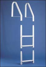 Ladder - Stainless Steel Fixed